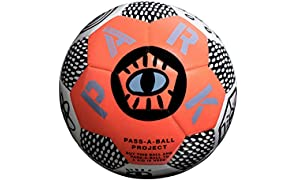 Park Soccer Balls - Each Soccer Ball Purchase Benefits Kids in Need Making a Global Impact - Adult and Youth Soccer Ball/Futbol