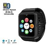 Best inDigi Smartwatches - Indigi GT8-BK-CP05 Smartwatch - Universally Compatible - Notifications Review