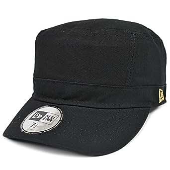 ニューエラ ワークキャップ ブラック/ゴールド NEWERA WM-01 MILITARY WORK CAP BLACK/GOLD 11135297