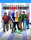 The Big Bang Theory - Seasons 1-9 [Blu-ray Region Free](Import)
