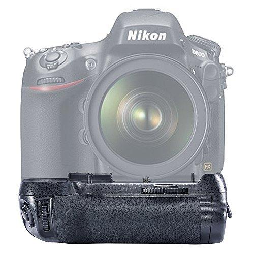 NEEWER カメラ/一眼レンズカメラ用 バッテリーグリップ/バッテリーケース Nikon D800 D800E D800Sに対応 【並行輸入品】