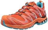 [サロモン] SALOMON トレッキングシューズ XA PRO 3D ゴアテックス ウィメンズ 防水 登山靴