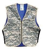 HyperKewl(ハイパークール) 米国陸軍正式採用の冷却服技術 スポーツベスト (AA)アーミー・アクティブ・コンバットユニット・カモ XL [正規輸入品] 6529-AA-XL