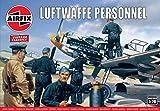 エアフィックス 1/76 ドイツ空軍 ルフトバッフェ人員 プラモデル X-0755V