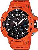 [カシオ]CASIO 腕時計 G-SHOCK SKY COCKPIT トリプルGレジスト 世界6局電波対応ソーラーウォッチ スマートアクセス・タフムーブメント搭載 GW-A1100R-4AJF メンズ