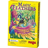 HABA Magic Feathers - A Magical Floating Feather Game for Ages 4 and Up