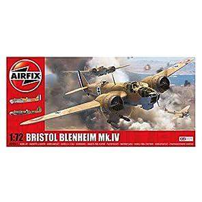 エアフィックス 1/72 ブリストル ブレニム Mk.4 爆撃機型 プラモデル X4061