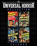 Universal Horror Collection, Vol. 3 [Blu-ray]