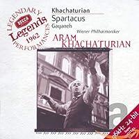 Khachaturian: Spartacus / Khachaturian, Vienna Philharmonic