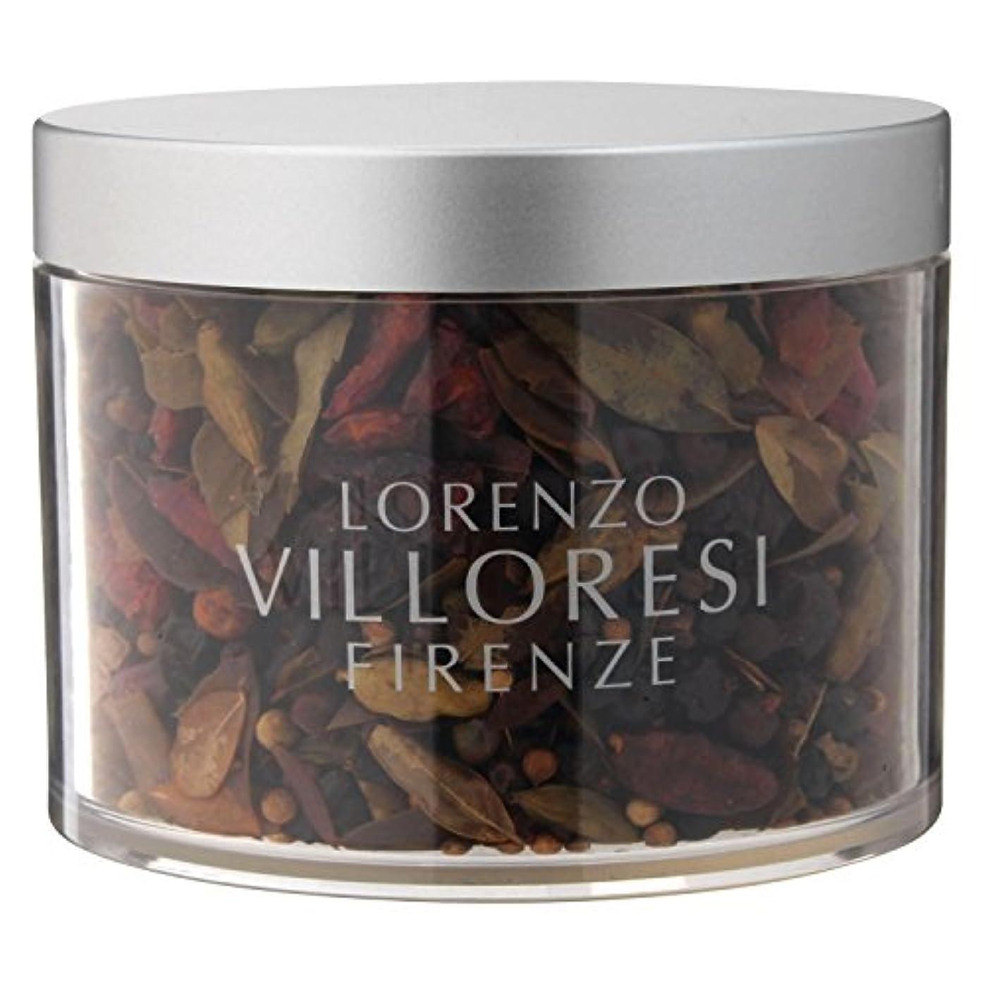 違う湿度死LORENZO VILLORESI ポプリ ピペルニグラム 200g