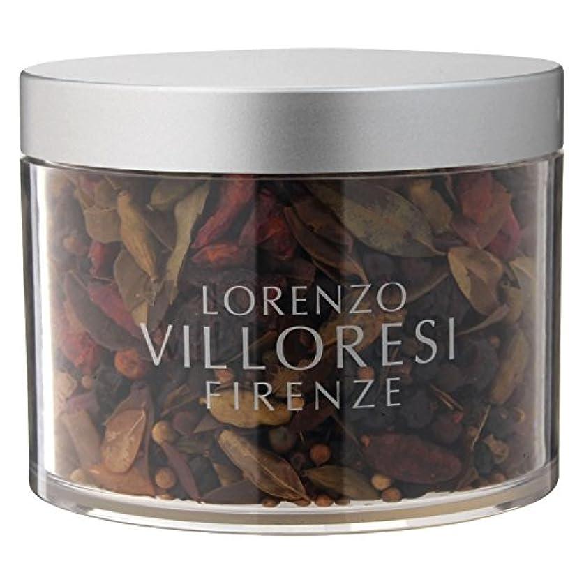 ラインナップ種類事務所LORENZO VILLORESI ポプリ ピペルニグラム 200g
