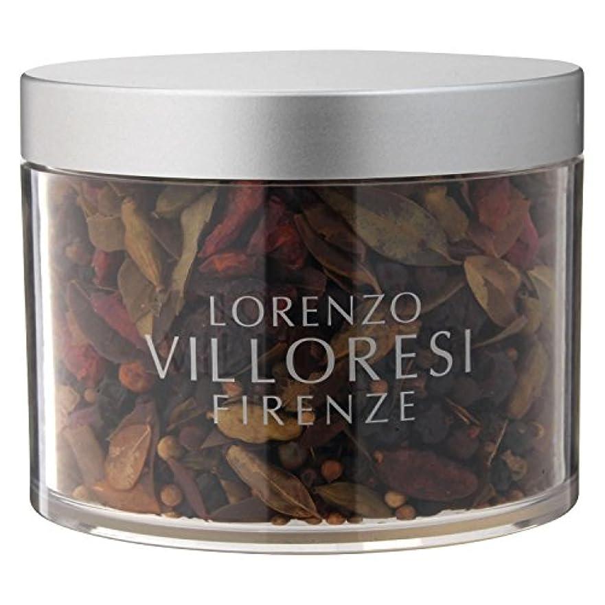 ほこりまたと組むLORENZO VILLORESI ポプリ ピペルニグラム 200g