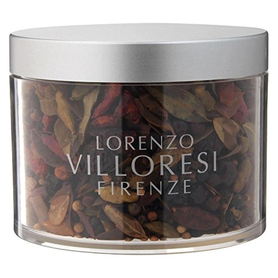 死ぬランチョン保証LORENZO VILLORESI ポプリ ピペルニグラム 200g