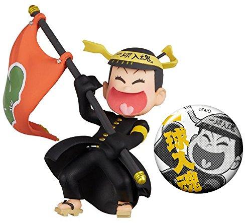 おそ松さん 十四松 -押忍松-黒ランver. ワールドコレクタブルフィギュア