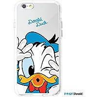 [Disney Premium Mirror Case ディズニー ミラー ゼリー バンパー] スマホケース iphone7/iphone8/iphone 7 plus/iphone 8 plus/iphone 7plus iphone8plus/アイフォン7/8 plus ケース バンパーケースミッキー ミキー ドナルド デイジ プーさん スチッチ (【iphone 7/8plus】, ドナルド) [並行輸入品]