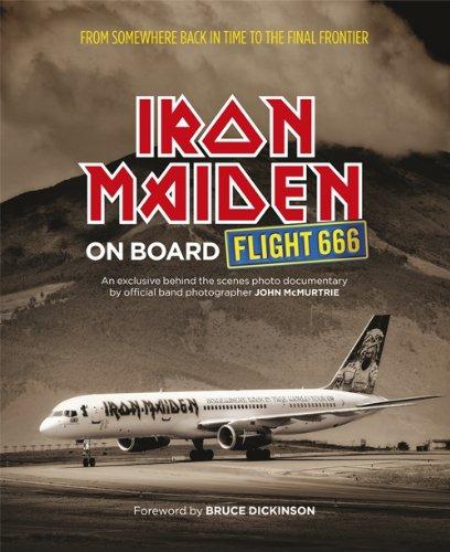 Iron Maiden: On Board Flight 666