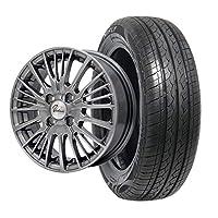 HIFLY(ハイフライ) サマータイヤ&ホイール HF201 155/65R13 Verthandi(ヴェルザンディ) 13インチ 4本セット