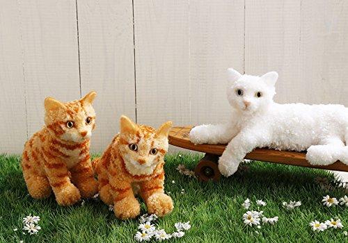 ウチのコそっくりボンボン猫人形(仮)