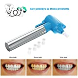 Luma Smile 電動歯ブラシ 歯を白くする 研磨漂白歯科用クリーナーステインリムーバー デンタルケア
