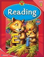 Brighter Child Reading, Grade 1 (Brighter Child Workbooks)