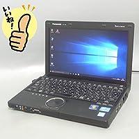 ★迎春セール★ ★即使用可能!中古ノートパソコン★ ★Windows 10 Pro 64bit搭載★ パナソニック Panasonic Let's note(レッツノート) CF-J10 /CF-J10EWHDS /第2世代Core i5 2540M 2.60Ghz/メモリー 4GB/HDD 250GB/10.1インチワイド液晶(1366x768)/無線LAN(Wi-Fi)内蔵/Microsoft Office 2010搭載