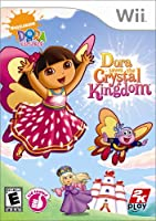 Dora the Explorer Save the Crystal Kingdom-Nla