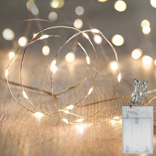 MANATSULIFE-イルミネーション LED ライト 電...