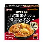 ハウス スープカリーの匠 北海道産チキンの濃厚スープカレー 360g