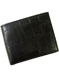 [アルマーニ]ARMANI 財布 エンポリオアルマーニ 二つ折 (ブラック) A-2391 [並行輸入品]