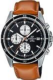 [カシオ] CASIO 腕時計 ブラックフェイス EDIFICE エディフィス クロノグラフ EFR-526L-1B メンズ [並行輸入品]