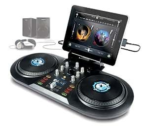 NUMARK iDJ Live iPad、iPhone、iPod touch用DJコントローラー