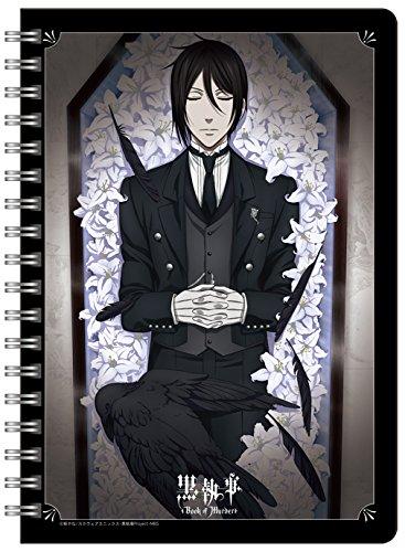 黒執事 Book of Murder B6Wリングノート セ...