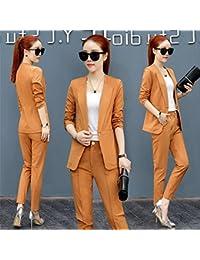 レディース 春着2点セットスーツ ファッションテーラード 就活 ビジネス 通勤 リクルートパンツスーツ チェック全3色