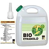 ガレージ・ゼロ 液体燃料 バイオエタノール4L GZ604【自然由来・発酵アルコール99.5vol%以上】