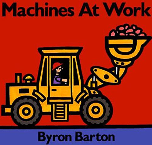 Machines at Work Board Bookの詳細を見る
