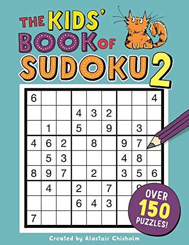 The Kids' Book of Sudoku (Buster Puzzle Books)