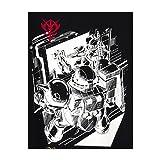 UT 2012 機動戦士ガンダム ザク ブラック ユニクロ画像②