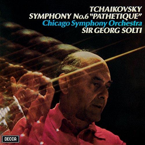 チャイコフスキー:交響曲第6番《悲愴》