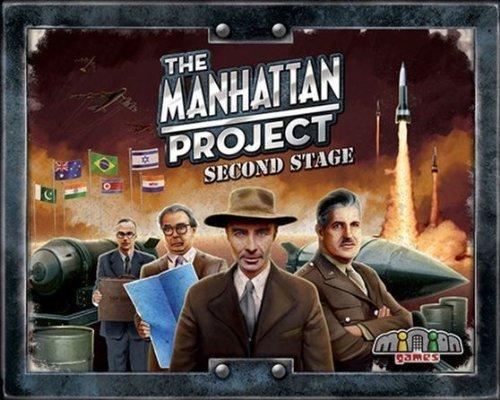 Manhattan Project: Second Stage おもちゃ【並行輸入品】