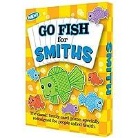 The Smith Familyゲーム–一意の新しいカードゲームという名前の人スミス