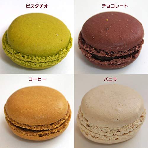 「クラシック系4色」フランス産(ピスタチオ・バニラ・コーヒー・チョコ)12個x12業務用冷凍