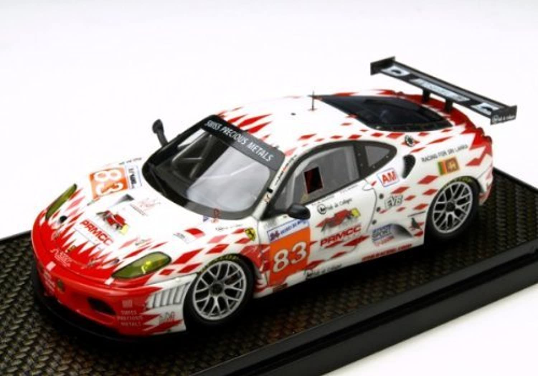 BBR 1/43フェラーリ F430 GT2JMB レーシング 11 ルマン #83 BBRC67