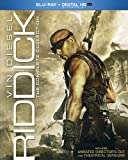 Riddick: Complete Collection [Blu-ray] [Import]