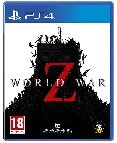 World War Z (PS4) (輸入版)