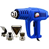 Heat Gun PRO 2000w Kit Electric Hot Air Heating Hobby Craft Dual Speed & Temp