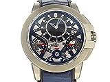 (ハリーウィンストン)HARRY WINSTON 腕時計 オーシャン プロジェクト Z10 世界限定300本 ザリウム/ラバー OCEABI42ZZ001 メンズ 中古