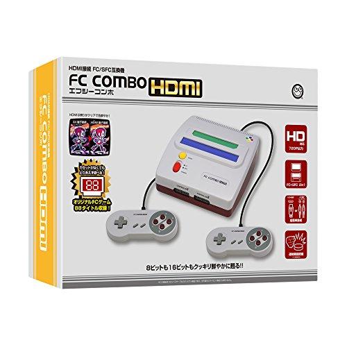 (FC/SFC互換機) エフシーコンボHDMI【FC COMBO HDMI】