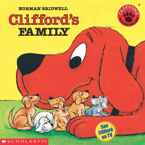 Clifford's Family (Clifford the Big Red Dog)の詳細を見る