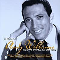The Only Andy Williams Album