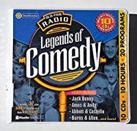 Legends of Comedy (10-Hour Collections)